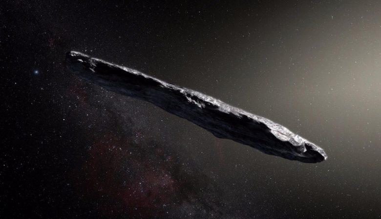 Ученые проверят, не является ли инопланетным кораблем уникальный астероид Оумуамуа