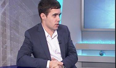 Александр Савкин, председатель Харьковского отделения общественной организации «Розвиток»