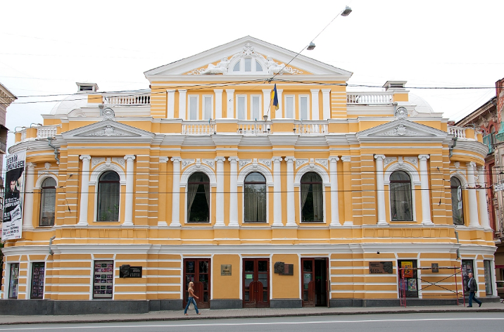 В Харькове представят уникальную запись спектакля Кулиша-Курбаса «Народный Малахий»