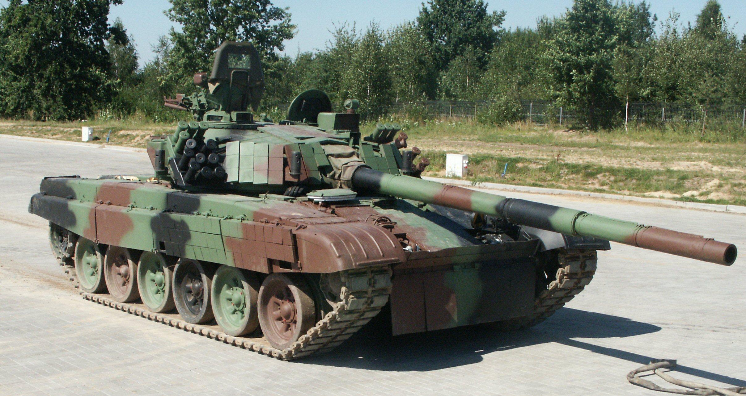 Таиландская армия получит новую партию украинских «Оплотов»