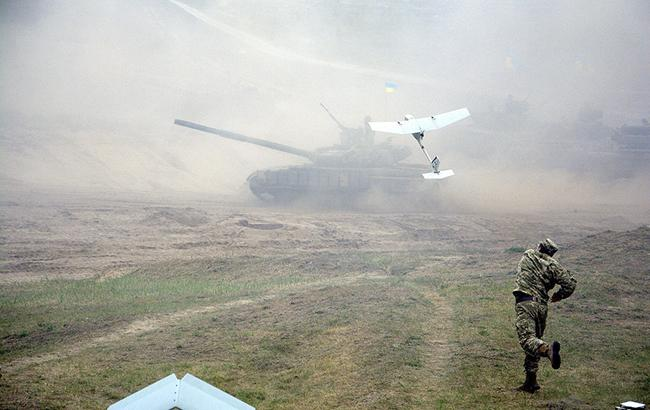 В зоне АТО погиб один украинский военнослужащий
