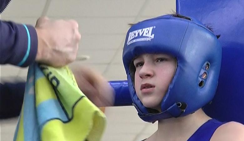 В Харькове – отбор на Чемпионат Украины по боксу. Соревнуются самые юные спортсмены