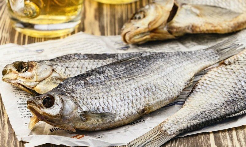 Из розничной продажи изъяли более шестидесяти килограммов некачественной рыбы
