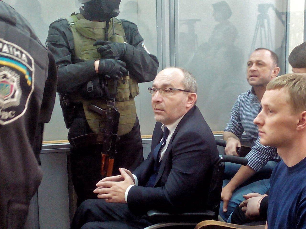 Сегодня в Полтаве – суд по делу Кернеса