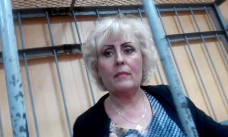 14 января истек срок меры пресечения экс-мэра Славянска Нели Штепы