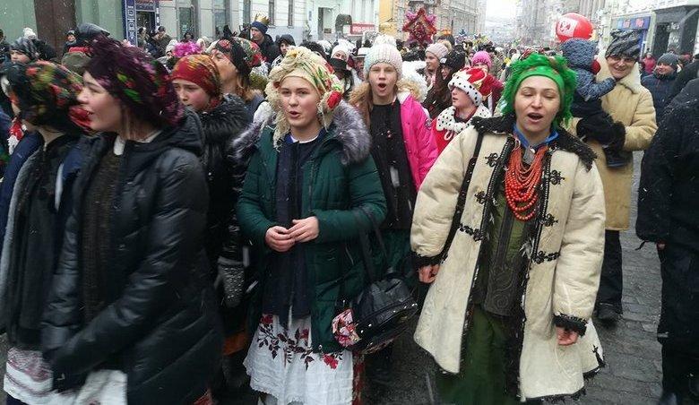 В Харькове прошел фестиваль «Вертеп-фест 2018»