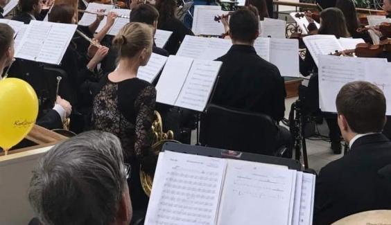 МАСО «Слобожанский» приглашает харьковчан на концерт «Очарование гармонией»