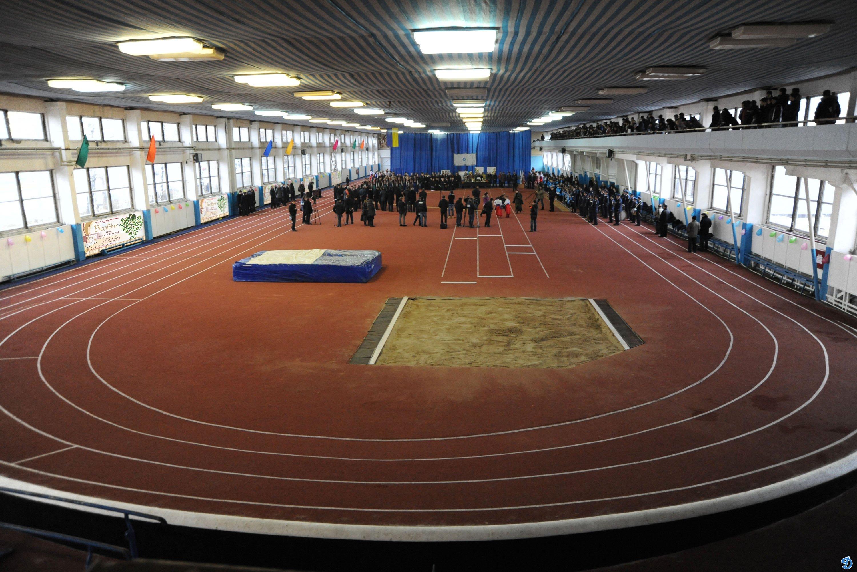 Прошли областные соревнования по легкой атлетике