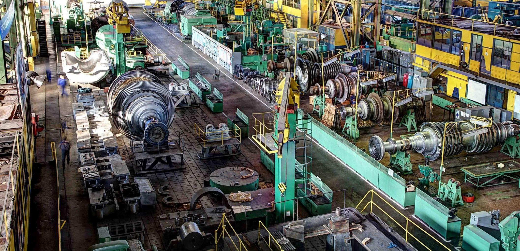 Харьковская область показала рост промышленности на уровне 6%, в машиностроении – 8%