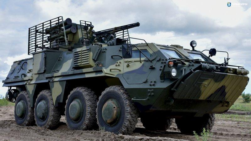 В Харькове создали новый БТР для украинской армии