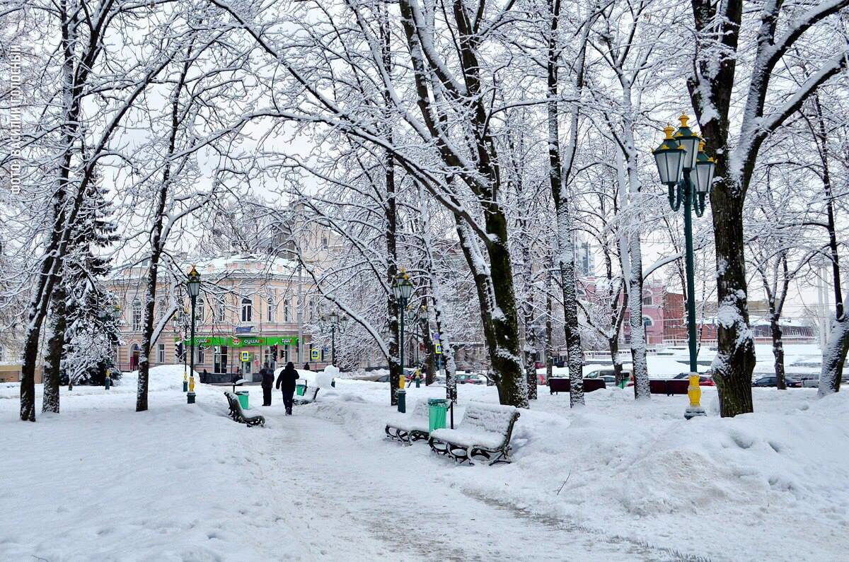 Харьковская область готовится к снегопадам. Подразделения ГСЧС переводятся в усиленный режим работы