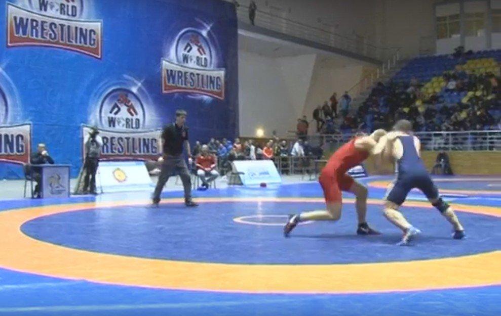 В Харькове завершился 8 международный турнир по вольной борьбе памяти Леонида Дуная