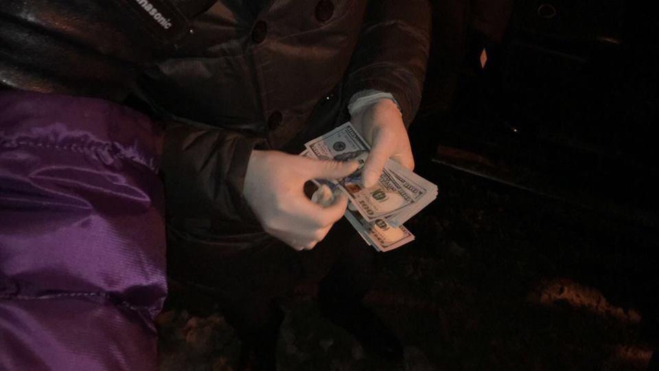 В Харькове СБУ разоблачила на взятке чиновника Госпродпотребслужбы