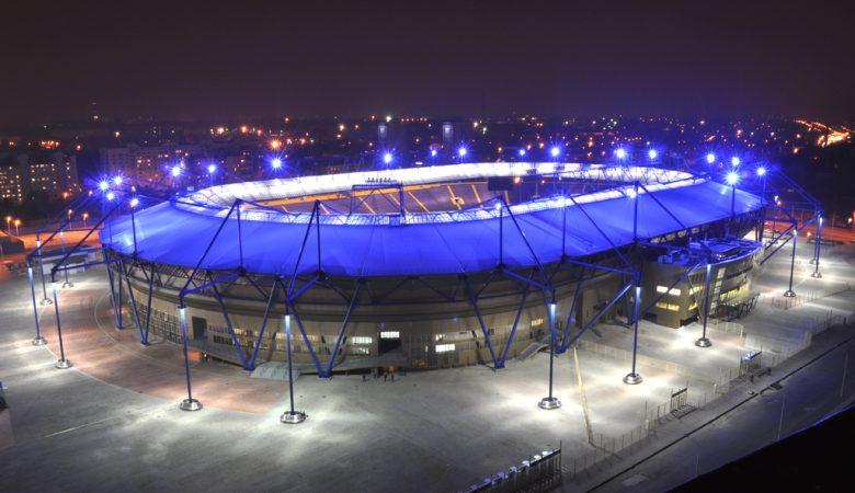 Харьков вновь ждет большой футбол