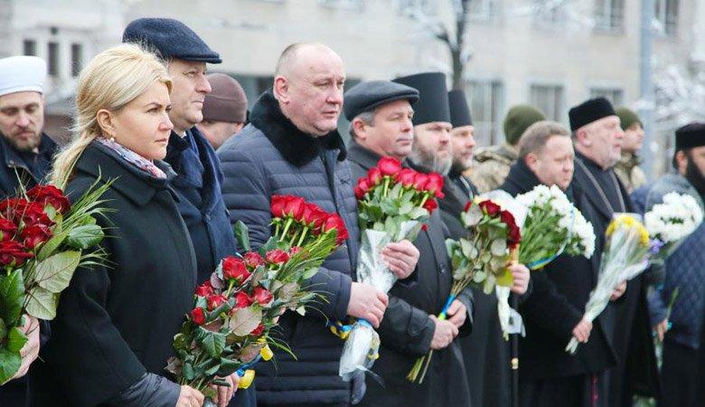 Сегодня — День Соборности Украины и годовщина независимости Украинской Народной Республики