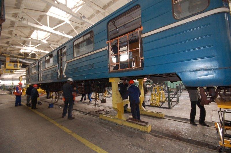 Метрополитен назвал причину сбоя движения поездов