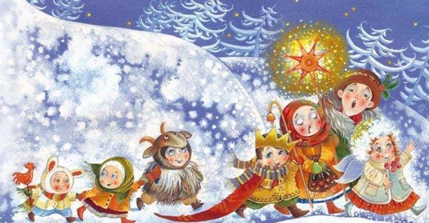 Харьковчан приглашают отпраздновать Старый Новый год