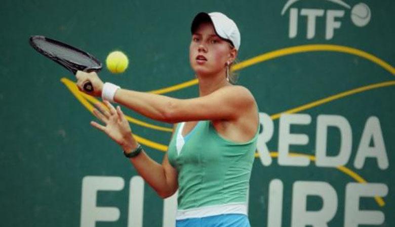 Харьковская теннисистка выиграла турнир в Турции