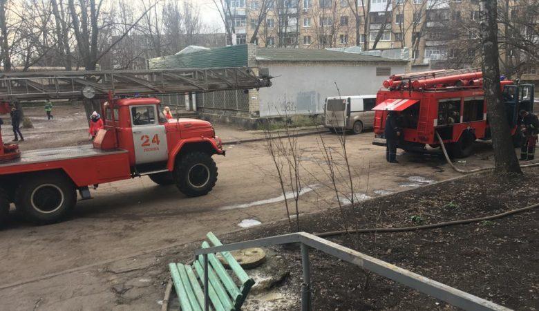 Трое маленьких детей были спасены на Харьковщине