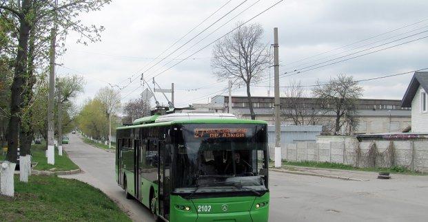 Изменены маршруты троллейбусов