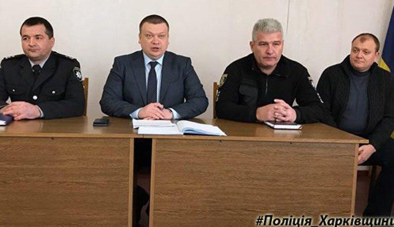 Нововодолажское отделение полиции Первомайского отдела полиции возглавил Аркадий Глущенко