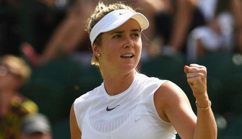Свитолина впервые вышла в четвертый круг Australian Open