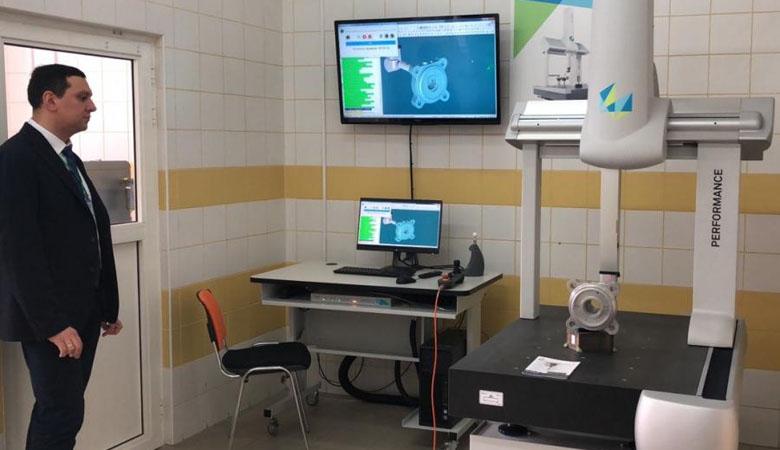 В Харьковском политехническом университете открыта лаборатория 3D-систем