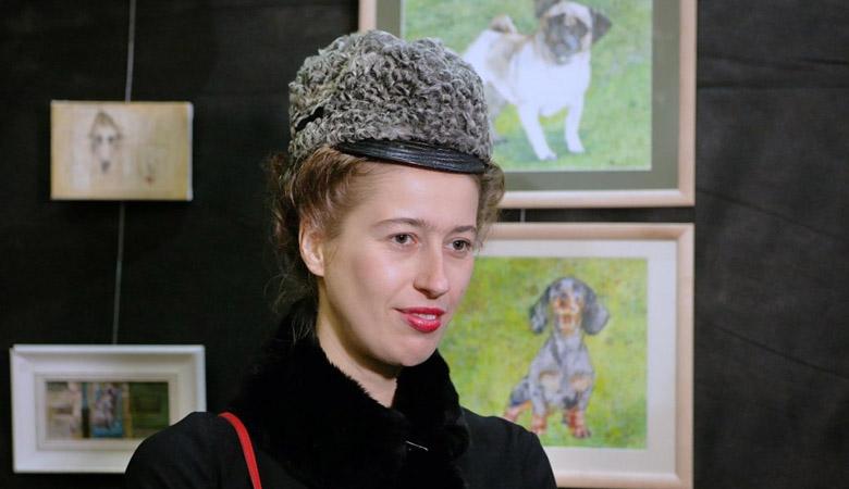 В Харькове представят работы одесской художницы