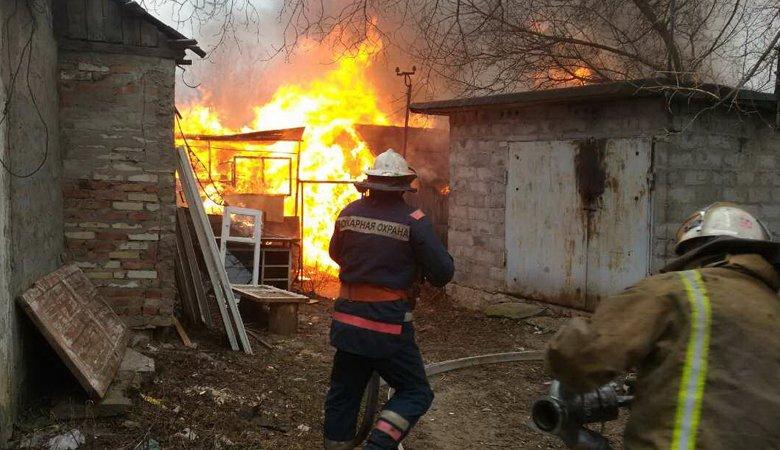 В Змиевском районе огонь убил семейную пару
