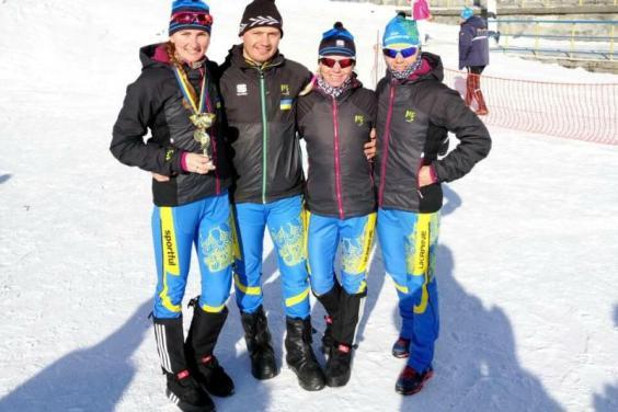 Харьковчанка победила на международных соревнованиях по лыжным гонкам