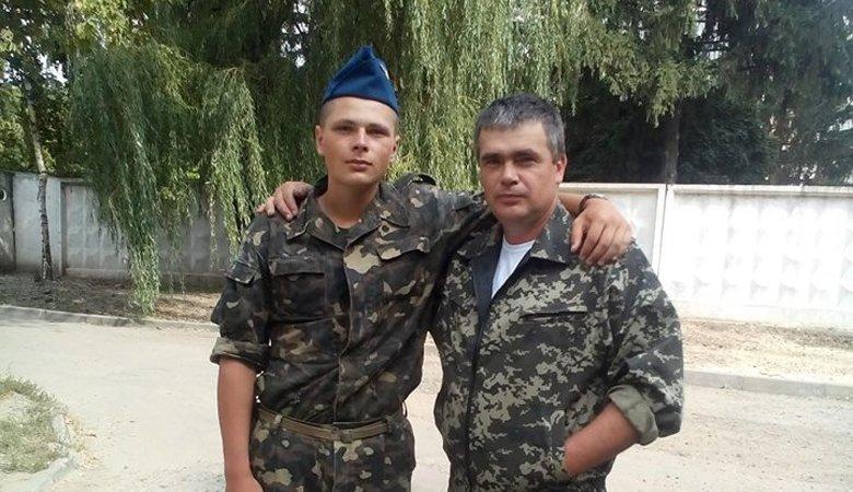 """""""Я хочу разобраться"""". Интервью с отцом погибшего курсанта ХНУВС"""