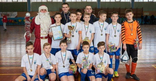 Определены победители Кубка Харьковского горсовета по футзалу среди школьников