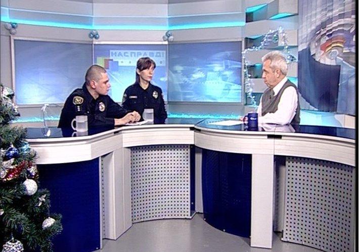 В программе «Насправдi» о новых правилах ПДД