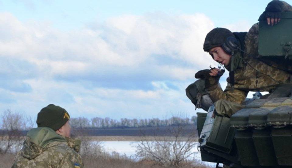 За минувшие сутки на Донбассе боевики трижды нарушили перемирие – штаб АТО