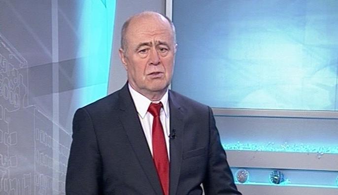 В программе «Насправдi» директор ХРЦО качества образования Александр Сидоренко
