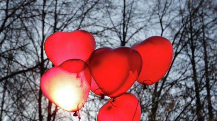 Где зарегистрировать брак в Харькове в День Св.Валентина
