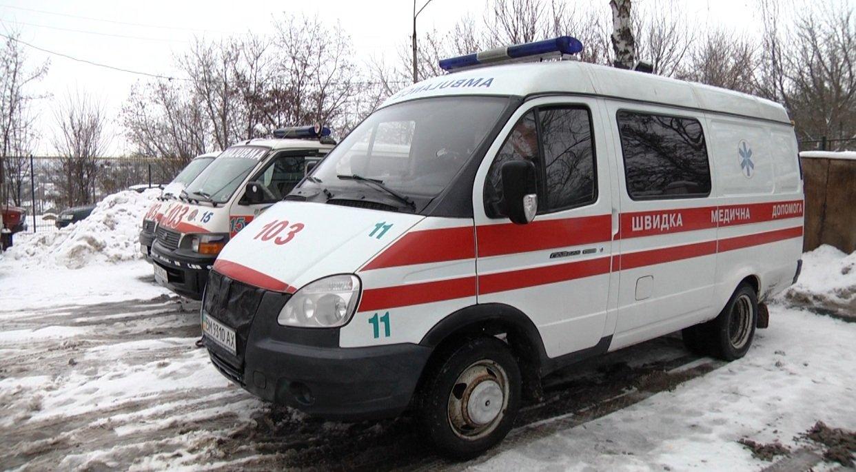 ВХарьковской области «пациент» обстрелял бригаду скорой