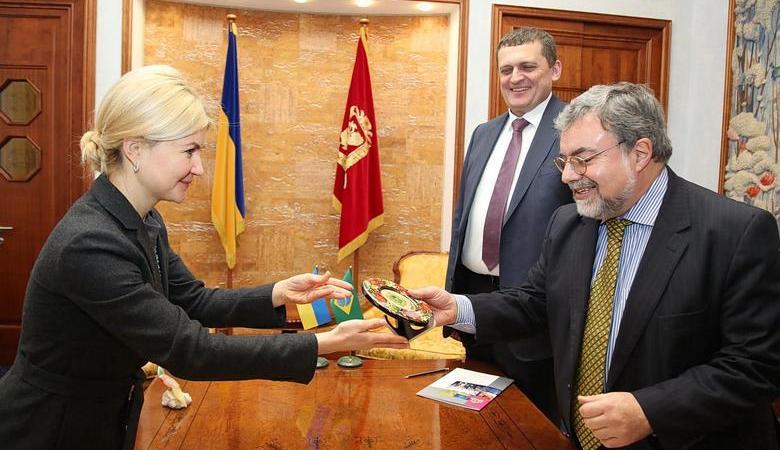Харьковщина расширит сотрудничество с Бразилией