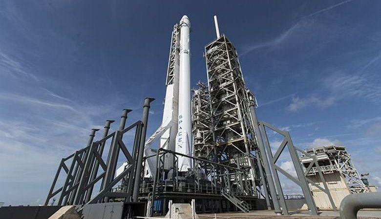 SpaceX отложила запланированный на сегодня старт ракеты Falcon 9