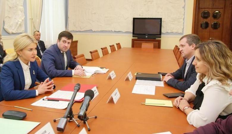 Светличная: Будем делать все, чтобы внести Госпром в список Всемирного наследия ЮНЕСКО