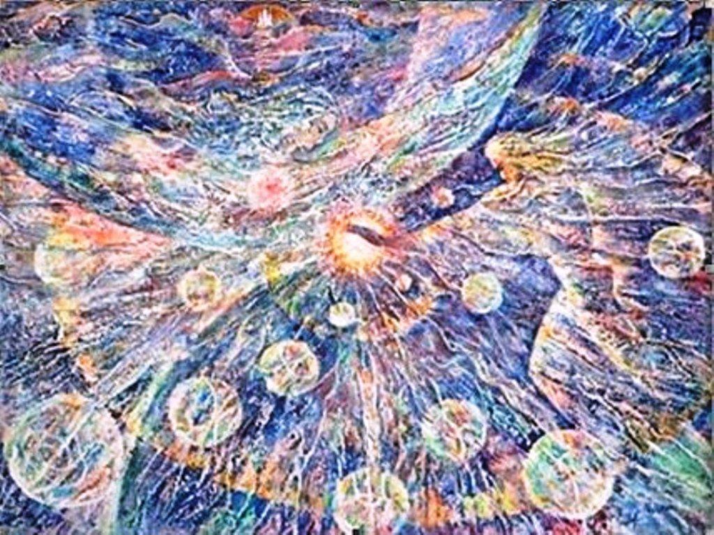 В Харькове открылась выставка творческого наследия херсонского художника Валерия Моругина «Врата вечности»