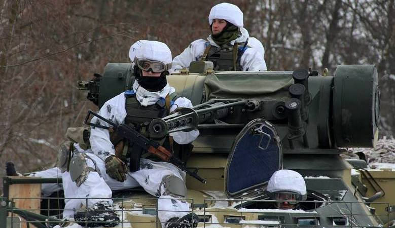 На Донбассе за сутки оккупанты 8 раз обстреляли позиции ВСУ – штаб АТО