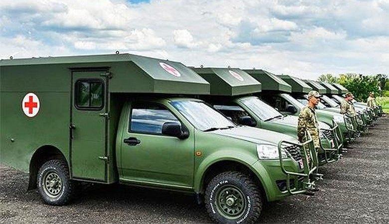 Вгосударстве Украина остановили производство санитарных авто «Богдан»: названа причина