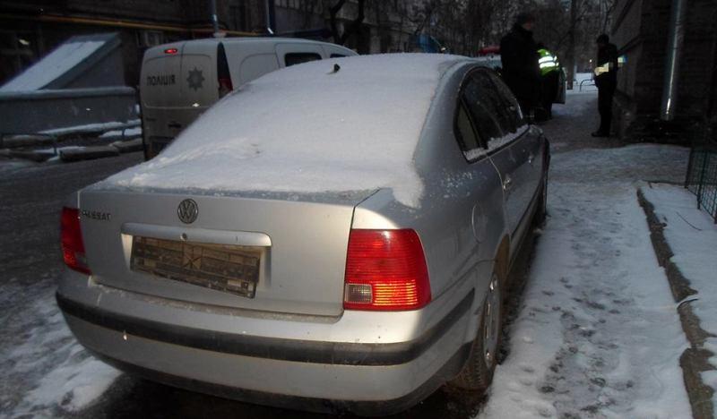 На Холодной Горе задержан мошенник, специализировавшийся на кражах автономеров