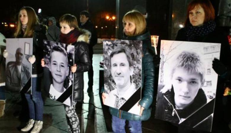 Харьковчане высказались за присвоение школе имени ученика, погибшего во время теракта у Дворца спорта