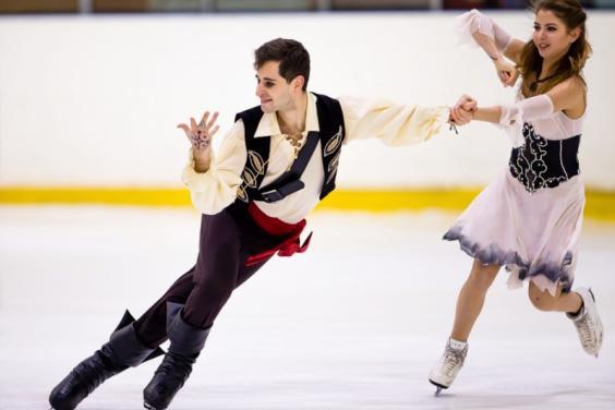 Дуэт харьковских фигуристов 19 и 20 февраля выступит на Олимпиаде в Пхенчхане