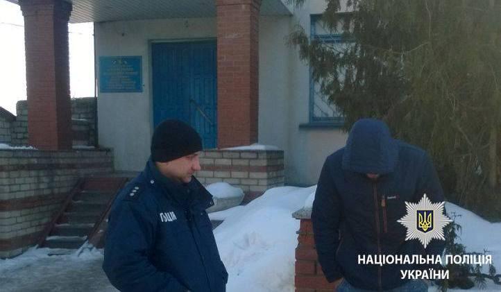 По районам Харьковщины проходят полицейские рейды