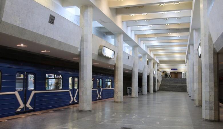На станции метро «Научная» 11 февраля в 11.09 женщина упала на рельсы