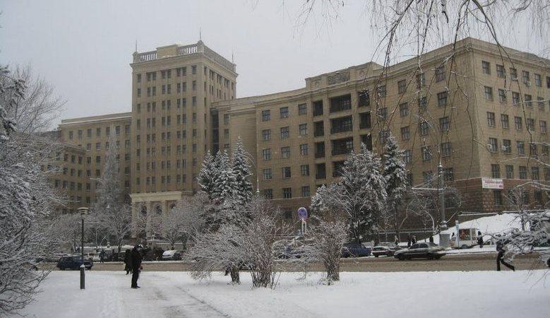 В ХНУ им. Каразина состоялись выборы ректора