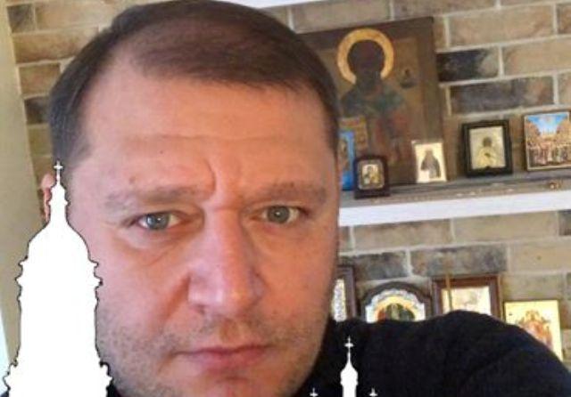 Михаил Добкин переехал жить в Киев